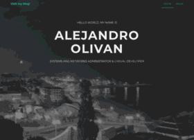 alexolivan.com