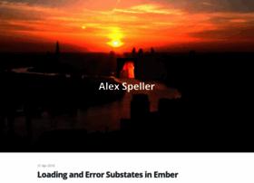 alexspeller.com