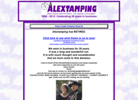 alextamping.com