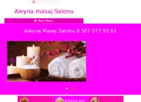aleynamasajsalonu.com