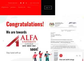 alfa.edu.my