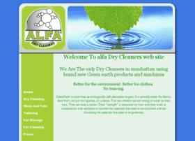 alfadrycleaners.com