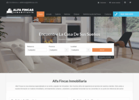 alfafincas.com