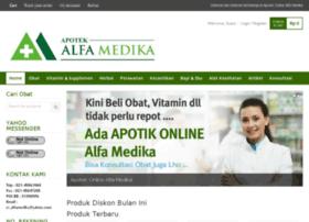 alfamedika.co.id