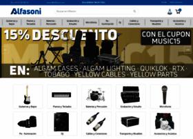 alfasoni.com
