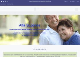 alfasupplies.com