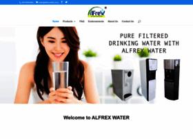 Alfrexwater.com.sg