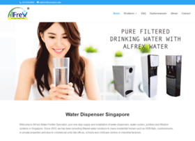 alfrexwater.com