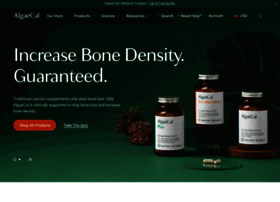algaecal.com