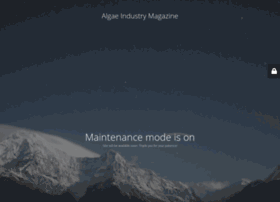 algaeindustrymagazine.com