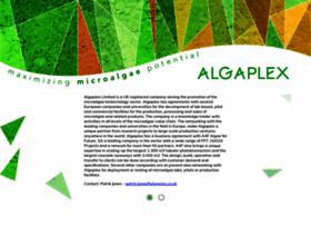 algaplex.co.uk