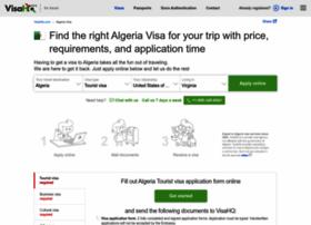 algeria.visahq.com