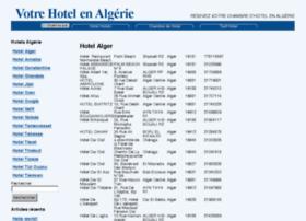 algerie-hotel.com
