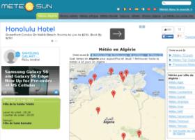 algerie.meteosun.com