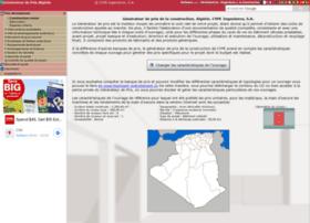 algerie.prix-construction.info