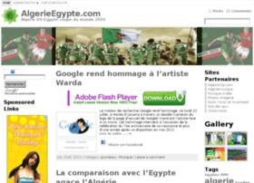 algerieegypte.com