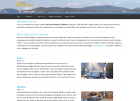 algherobedbreakfast.com