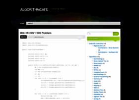 algorithmcafe.wordpress.com
