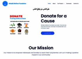 alhabibwelfarefoundation.co.uk
