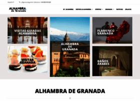 alhambragranada.info