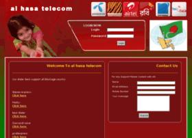 alhasatelecom.com