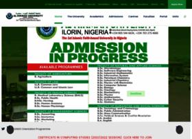 Alhikmah.edu.ng