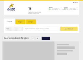 aliancaimoveislins.com.br