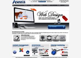 aliantewebdesign.com
