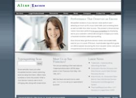 aliasencore.com
