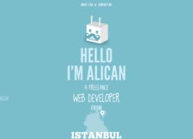 alicansoysal.com
