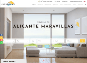 alicantemaravillas.com