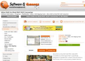 alice-dvd-to-ipod-psp-3gp-converter.10001downloads.com