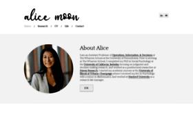 alice-moon.com