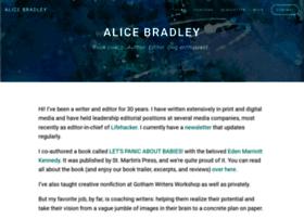 alicebradley.net