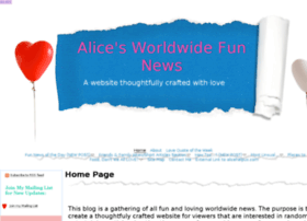 alicefunnews.com