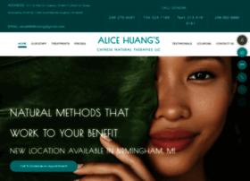 alicehuangs.com