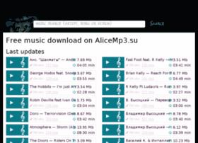 alicemp3.ru