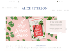 alicepeterson.co.uk