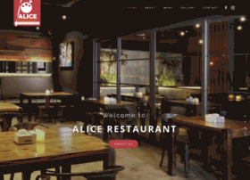 alicerestaurant.com.np