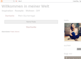 aliceskleinewelt.blogspot.de