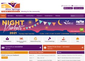 Alicesprings.nt.gov.au