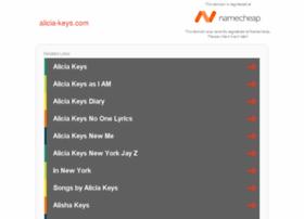 alicia-keys.com