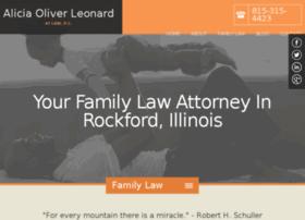 aliciaoliverleonardpc.firmsitepreview.com