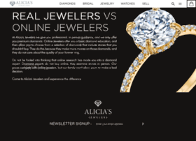 aliciasjewelers.com