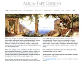 aliciatappdesigns.com