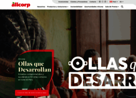 alicorp.com.pe