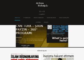 aliemrebukagili.com