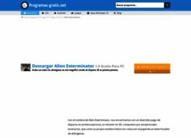 alien-exterminator.programas-gratis.net