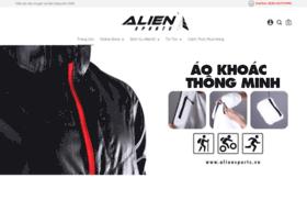 alienarmour.com