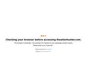 alienhunter.org